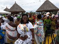 Nana Oye Lithur, Former Minister for Gender, Children and Social Protection