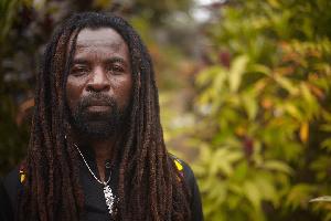 Musician Rocky Dawuni
