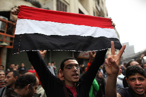 Egypt Riots 2011