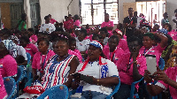 Some members of the NPP women's wing