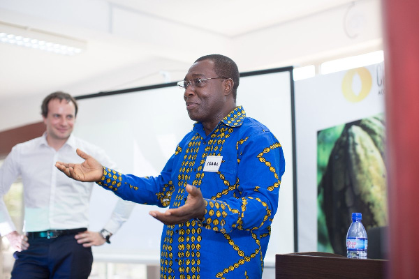 Ghana must enhance de-oiling of palm fruits to boost productivity - Solidaridad