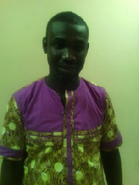 Upper West Regional Director of the National Youth Authority, Sulemana Mumuni