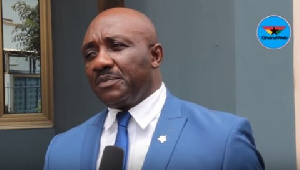 Accra Hearts of Oak second majority shareholder, Mr. Frank Nelson