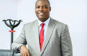 George Mensah Okley Now