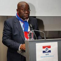 Nana Akufo-Addo, NPP flagbearer