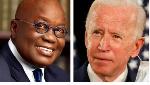 President Nana Addo Dankwa Akufo-Addo and US President, Joe Biden