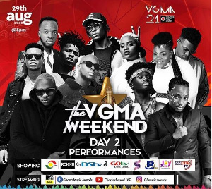 A lot of awards are up for grabs at the 21st VGMAs