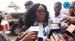 Gloria Akuffo NCA Scandal