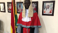 Rev Fr Joseph Owusu-Agyemang has become the first priest to be made a judge
