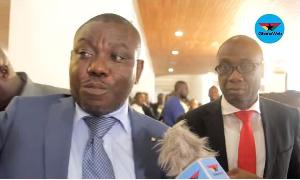 Isaac Adongo   419 Budget