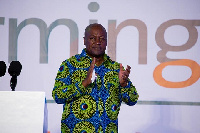 Former President Mahama is rallying behind the group and his party to oppose the US-Ghana deal