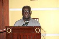 TUC boss, Kofi Asamoah