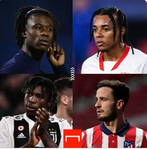 A photo of players who are expected to move before the transfer deadline ends