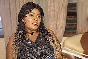 Nayas is an actress and ex-girlfriend of Ernest Opoku