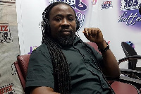 Ghanaian rap legend, Obrafour