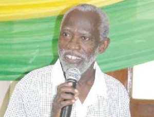 Professor Stephen Adei