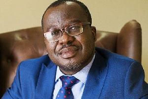Bulk Oil Storage and Transportation Company Limited MD, Alfred Obeng Boateng