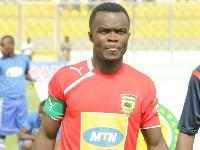 Amos Frimpong, Asante Kotoko Captain