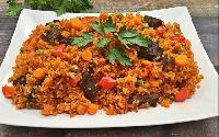 Jollof rice (File photo)