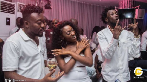 Bullet and Wendy Shay