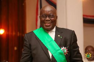 Happy Nana Akufo Addo
