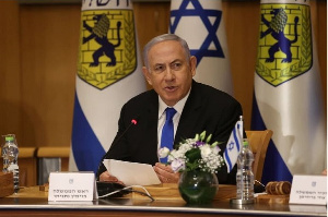 Israeli Prime Minister Benjamin Netanyahu is currently under investigation on corruption charges