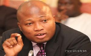 Okudzeto Ablakwa Minister New