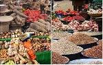 File photo: Nigerian food produce