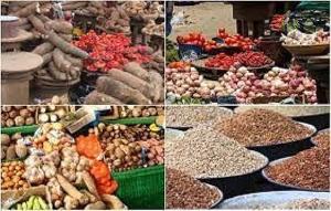 Nigerian Food Produce
