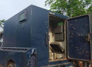 Bullion Van
