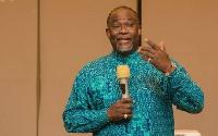 Presidential candidate hopeful of the NDC, Ekwow Spio-Garbrah