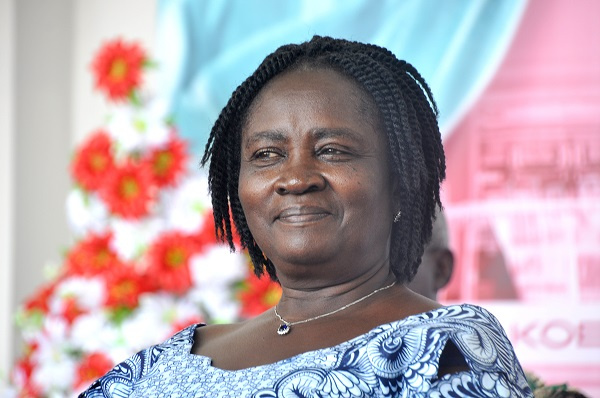 I'll justify confidence reposed in me – Naana Opoku-Agyemang
