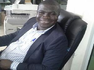David Prah, NPP's Eastern Regional Communication Director