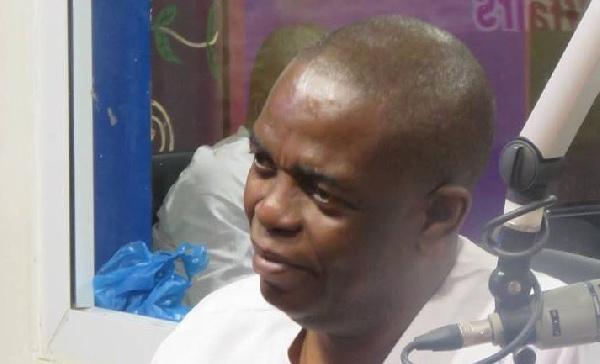 Kwesi Pratt Jnr, Managing Editor of the Insight newspaper