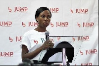 Joyce Danso, Youth Programme Manager at Busy Ghana