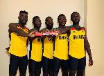 Team Ghana at the World Athletics Championship
