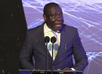 Vincent Sowah Odotei, Deputy Minister of Communications