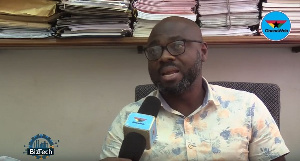 Dr Lord Mensah, Senior Economist