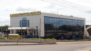 Gcb Bank Building