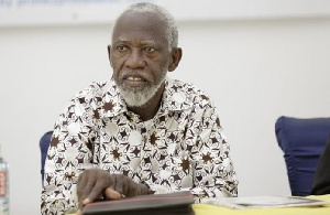 Professor Stephen Adei is the Board chairman of GRA