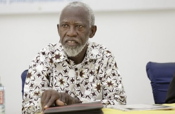 Prof. Adei conniving with Ofori Atta to engage in criminality – Mahama alleges