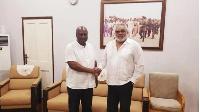 Mahama seeks Rawlings' blessings after massive victory in NDC primaries