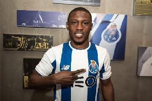 Ghana striker, Abdul Majeed Waris