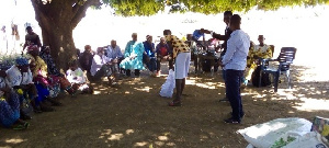 Engagement of women farmers by the producer organizations in some communities in Binduri