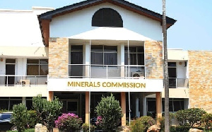 Takoradi Gold  has sued the Mineral's Commission