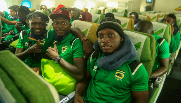 CAF Champions League: Asante Kotoko jets of to Sudan to face Al Hilal