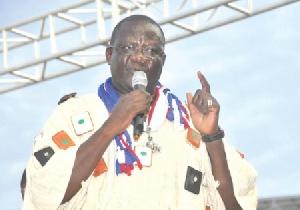 Embattled NPP Chairman