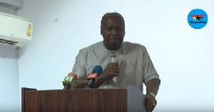 Mahama Mmdces Meeting