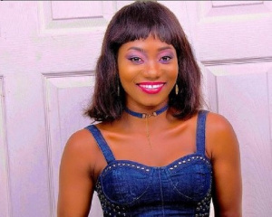 Ghanaian actress and comedienne, Maame Esi Forson