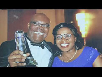 CEO of Rokmer Pharma Limited was adjudged the Most Promising CEO at Ghana Pharma Awards in March